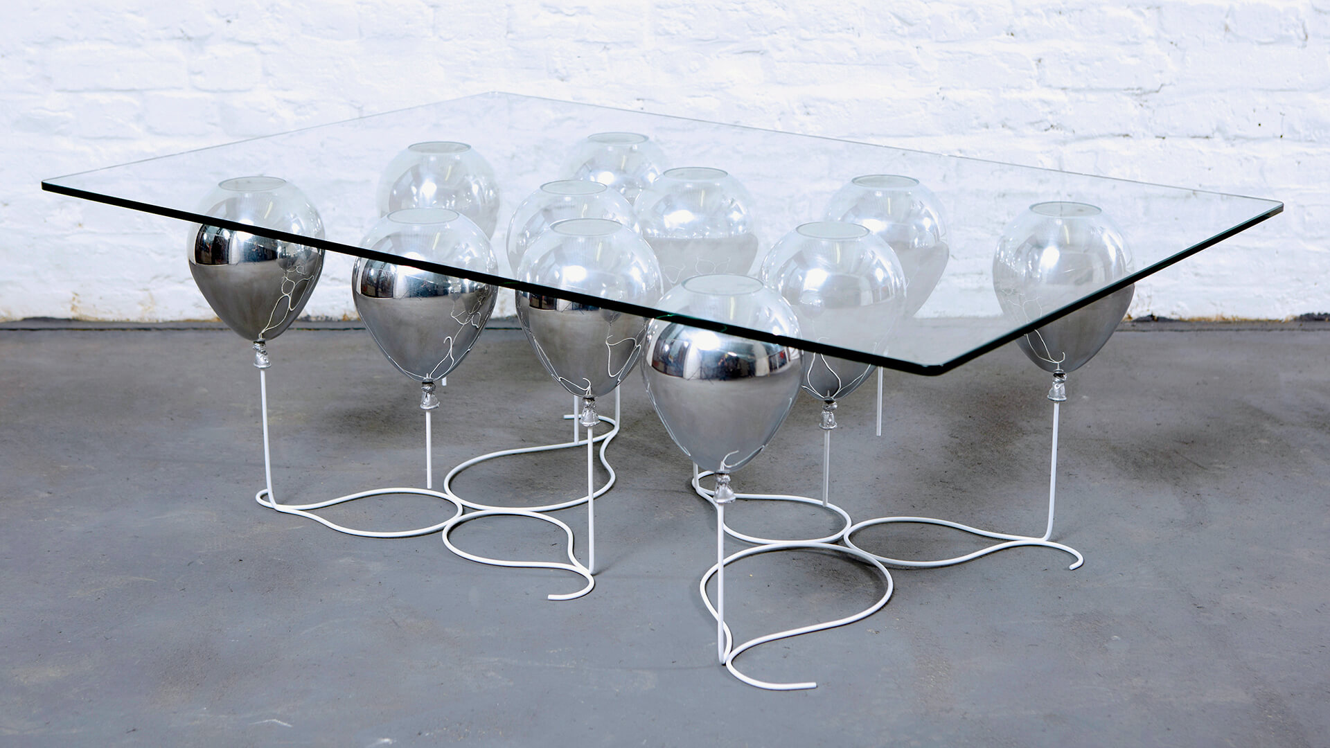 Material Coffee Table.The Up Balloon Coffee Table Duffy London