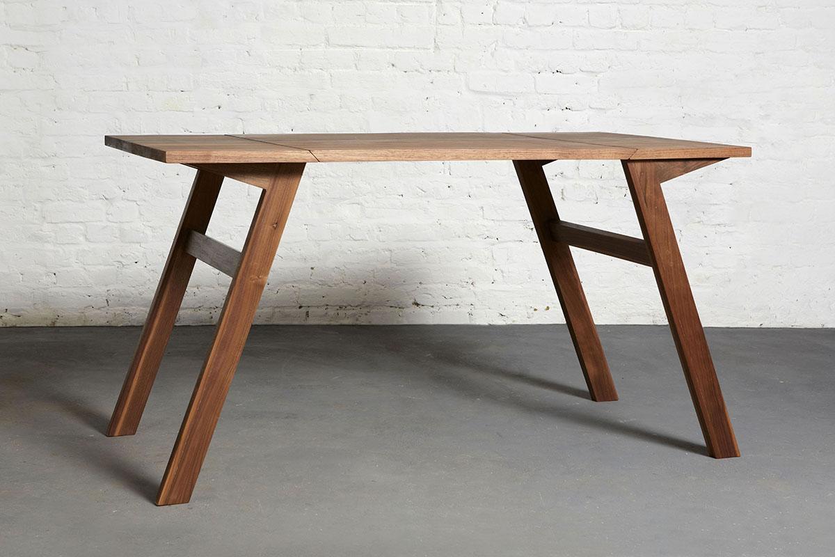 Mk1 transforming coffee table wood duffy london for Transforming coffee table