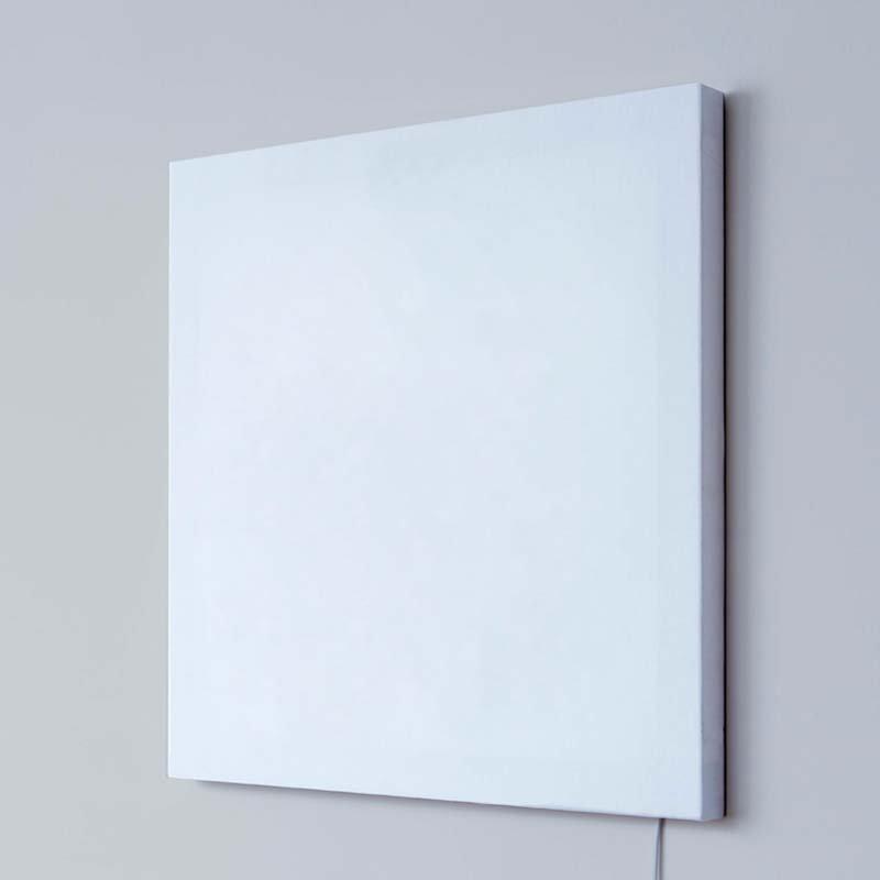 Plain White Painting Canvas