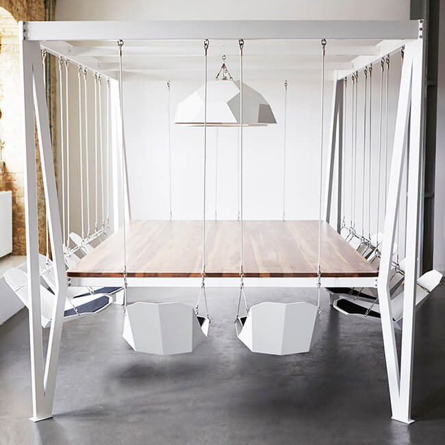 Swing Table - Duffy London