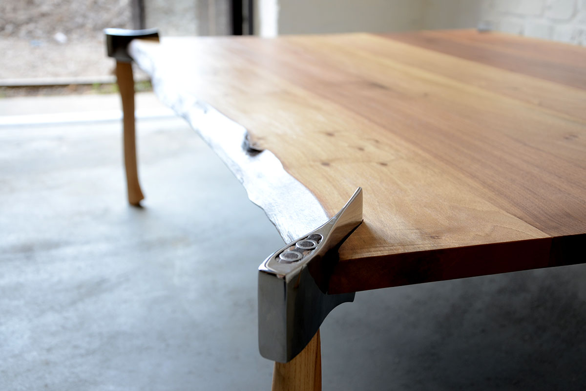 Woodsman Axe Table Duffy London