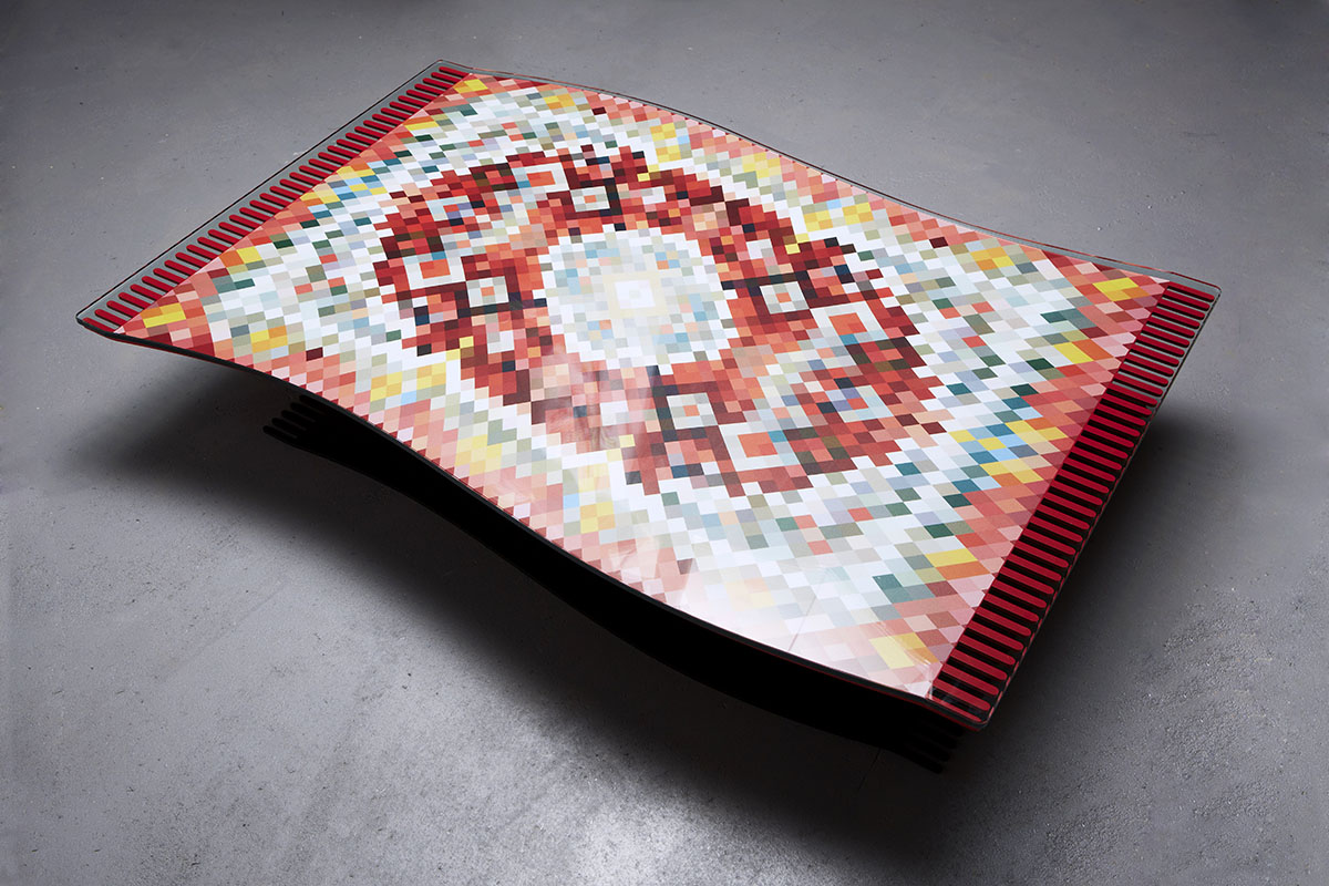 Flying Carpet Coffee Table Duffy London