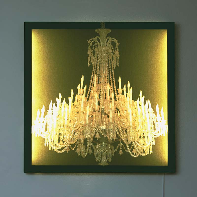 Grand Chandelier green - Duffy London