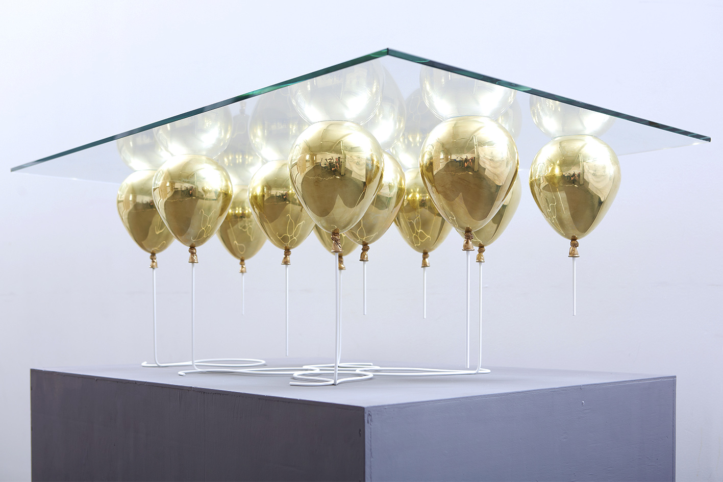 The Up Balloon Coffee Table Duffy London