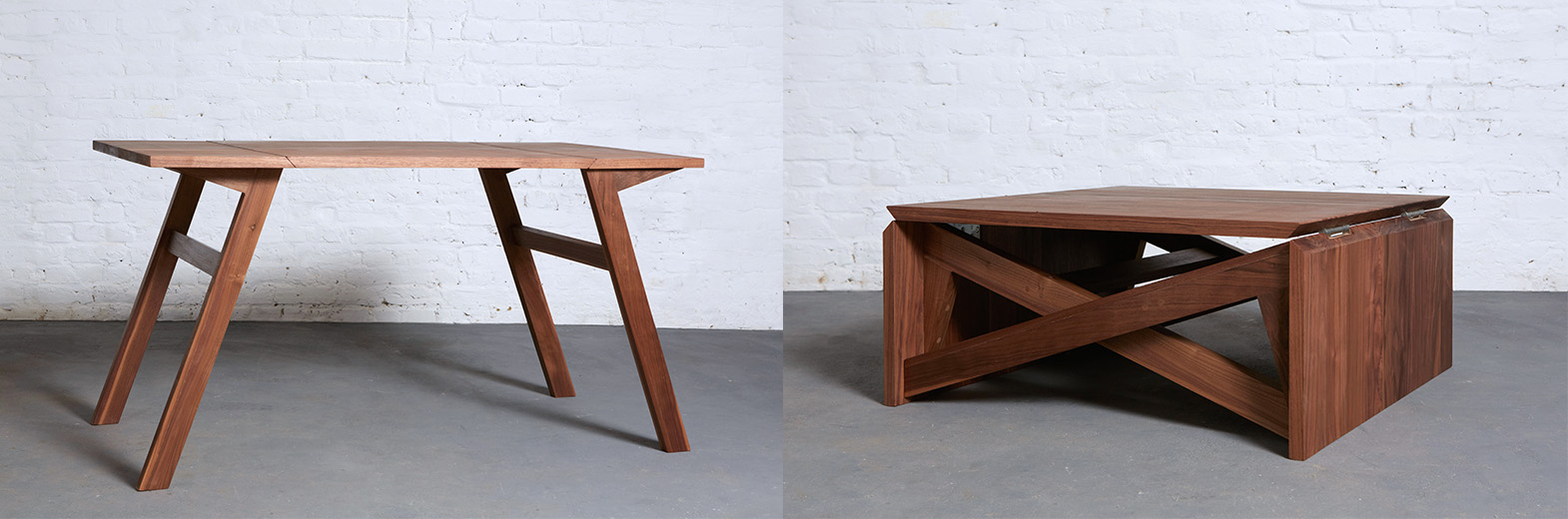 PRODUCT DETAILS - MK1 Transforming Coffee Table - Duffy London