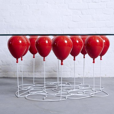 Up Balloon Coffee Table Round Edition 2015 Duffy London
