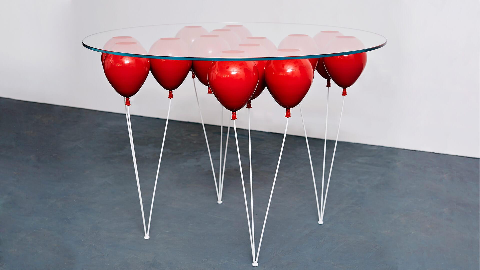 Balloon Dining Round Carousel 05
