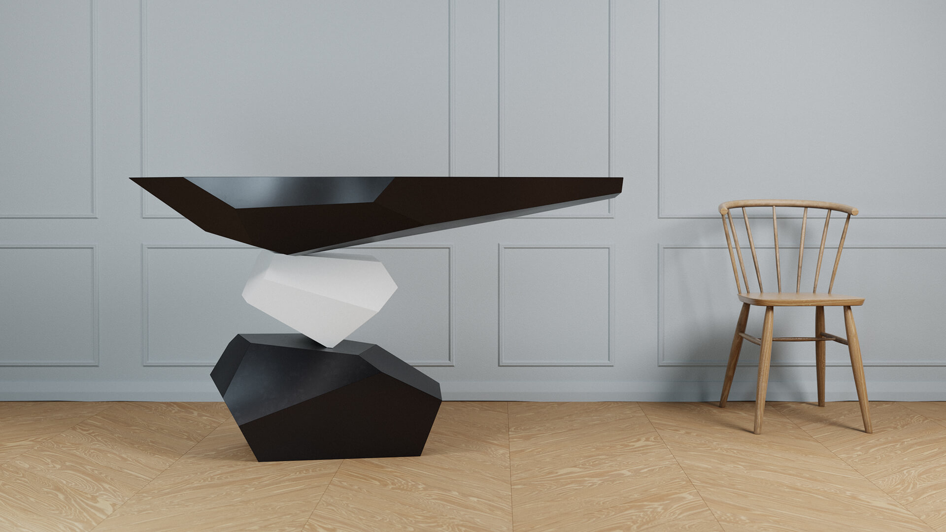 Serenity Console Table