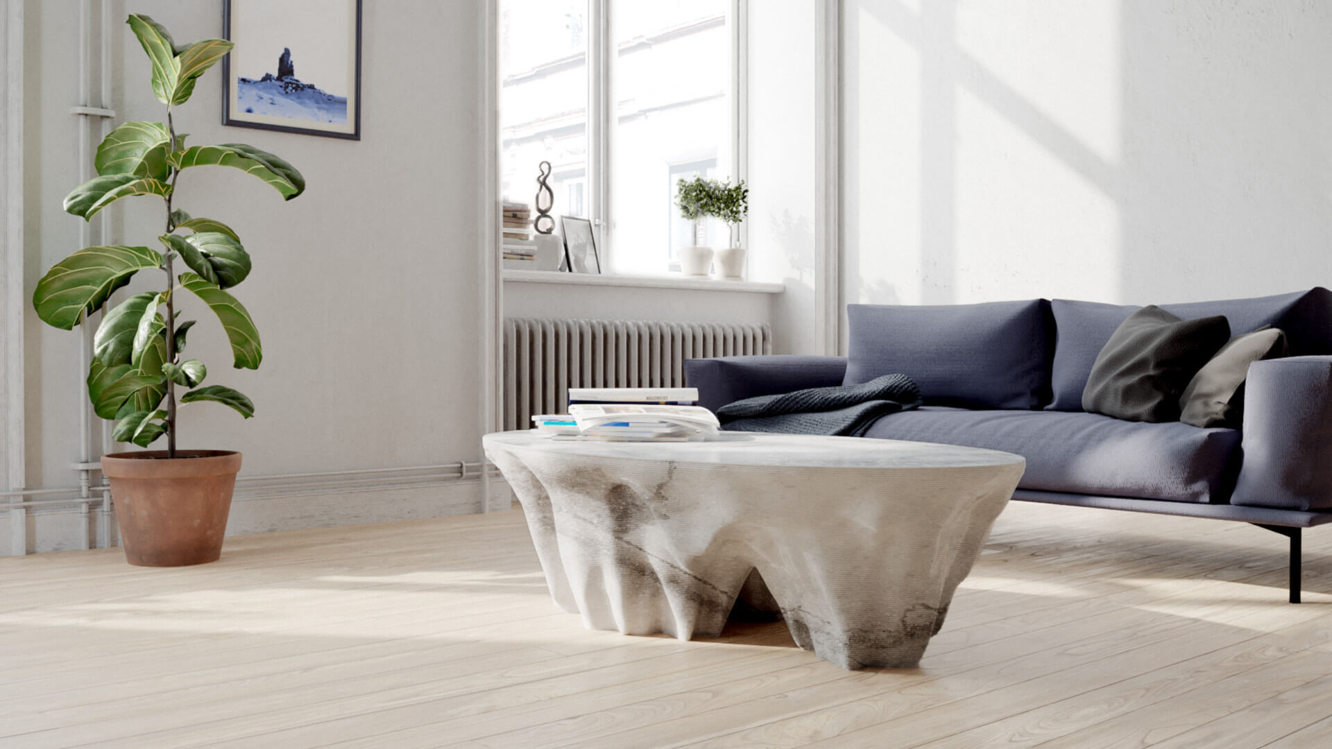 Monument Valley Coffee Table